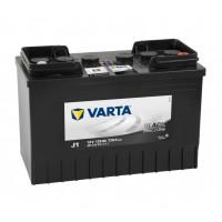VARTA Promotive Black 125Ah 720A jobb+ HASZONGÉPJÁRM? Akkumulátor VARTA