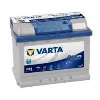 VARTA START-STOP (EFB) 60Ah normál jobb+ EFB Akkumulátor VARTA
