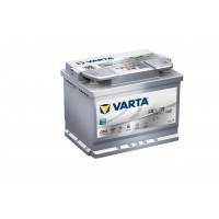 VARTA START-STOP PLUS   (AGM) 60Ah normál jobb+ AGM Akkumulátor VARTA