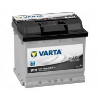 VARTA Black Dynamic 45Ah 400A normál jobb+ SZEMÉLY EURÓPAI Akkumulátor VARTA