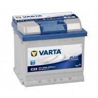 VARTA Blue Dynamic 52Ah 470A normál jobb+ SZEMÉLY EURÓPAI Akkumulátor VARTA
