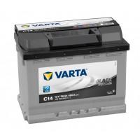 VARTA Black Dynamic 56Ah 480A normál jobb+ SZEMÉLY EURÓPAI Akkumulátor VARTA