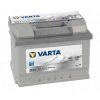 VARTA Silver Dynamic 61Ah 600A normál jobb+ SZEMÉLY EURÓPAI Akkumulátor VARTA