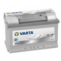 VARTA Silver Dynamic 74Ah 750A normál jobb+ SZEMÉLY EURÓPAI Akkumulátor VARTA