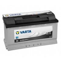 VARTA Black Dynamic 90Ah 720A normál jobb+ SZEMÉLY EURÓPAI Akkumulátor VARTA