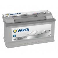 VARTA Silver Dynamic 100Ah 830A normál jobb+ SZEMÉLY EURÓPAI Akkumulátor VARTA