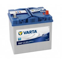 VARTA Blue ASIA 60Ah 540A normál jobb+ VARTA Akkumulátor VARTA