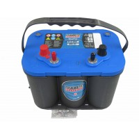 Optima Blue Top 50Ah 815A menetes csatlakozó OPTIMA BLUETOP Akkumulátor OPTIMA