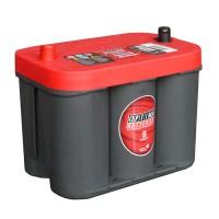 Optima Red Top 44Ah 730A gyors csatlakozó bal+ OPTIMA REDTOP Akkumulátor OPTIMA