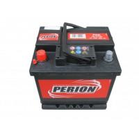 Perion 45Ah 400A normál bal+ SZEMÉLY EURÓPAI Akkumulátor PERION