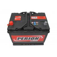 Perion ASIA 68Ah 550A normál bal+ SZEMÉLY JAPÁN Akkumulátor PERION