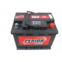 Perion 56Ah 480A normál jobb+ SZEMÉLY EURÓPAI Akkumulátor PERION