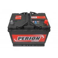 Perion ASIA 68Ah 550A normál jobb+ SZEMÉLY JAPÁN Akkumulátor PERION