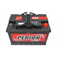 Perion 70Ah 640A normál jobb+ SZEMÉLY EURÓPAI Akkumulátor PERION