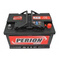 Perion 72Ah 680A normál jobb+ SZEMÉLY EURÓPAI Akkumulátor PERION
