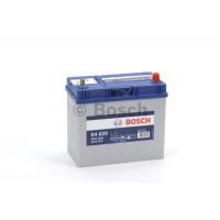 BOSCH S4 Blue Asia 45Ah 330A vékony jobb+ SZEMÉLY JAPÁN - Blue Asia Akkumulátor BOSCH