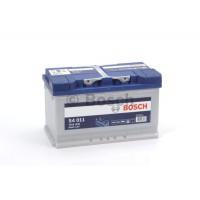 BOSCH S4 Blue 80Ah 740A jobb+ BOSCH S4 Blue Akkumulátor BOSCH