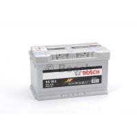 BOSCH S5 Silver 85Ah 800A jobb+ BOSCH S5 Silver Akkumulátor BOSCH