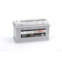 BOSCH S5 Silver 100Ah 830A jobb+ BOSCH S5 Silver Akkumulátor BOSCH