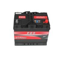 ABS ASIA 68Ah 550A jobb+ Akkumulátorok Akkumulátor ABS