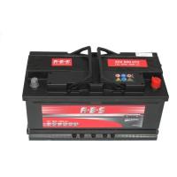 ABS Universal 90Ah 720A jobb+ SZEMÉLY EURÓPAI Akkumulátor ABS