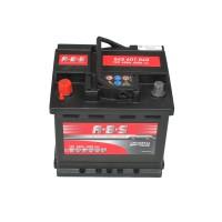 ABS Universal Plus 45Ah 400A bal+ SZEMÉLY EURÓPAI Akkumulátor ABS