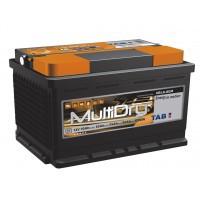 TOPLA TAB MULTIDRY 100/85/75 jobb+ Akkumulátorok Akkumulátor TOPLA