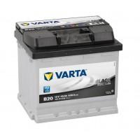 VARTA Black Dynamic 45Ah 400A normál bal+ SZEMÉLY EURÓPAI Akkumulátor VARTA