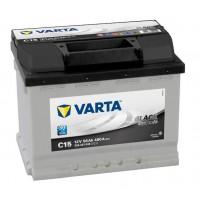 VARTA Black Dynamic 56Ah 480A normál bal+ SZEMÉLY EURÓPAI Akkumulátor VARTA