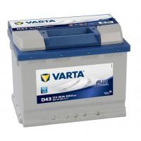 VARTA Blue Dynamic 60Ah 540A normál bal+ SZEMÉLY EURÓPAI Akkumulátor VARTA