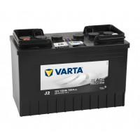 VARTA Promotive Black 125Ah 720A bal+ VARTA Akkumulátor VARTA